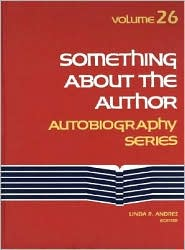 Something about the Author Autobiography Series
