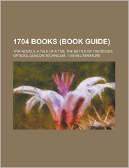 1704 Books - Books Llc