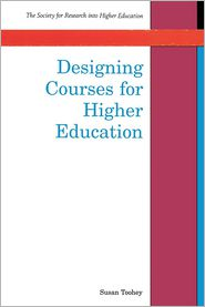 Desinging Courses For Higher Education