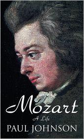 Mozart Paul Johnson Author