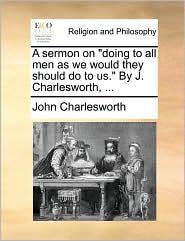 A sermon on