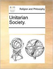 Unitarian Society.