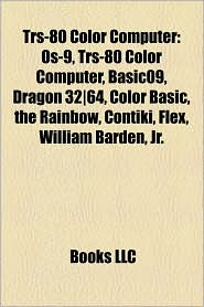 TRS-80 Color Computer: TRS-80 Color Computer games, OS-9, BASIC09, Dragon 3264, Rogue, Frogger, Paperboy - Source: Wikipedia