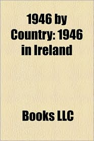 1946 By Country - Books Llc