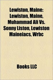 Lewiston, Maine - Books Llc