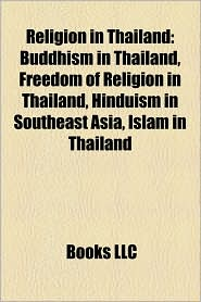 Religion In Thailand - Books Llc