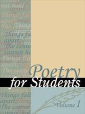 Poetry for Students 9 - Milne, Ira Mark