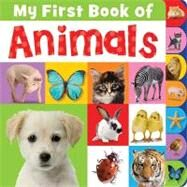 My First Book of Animals - Bicknell, Joanna