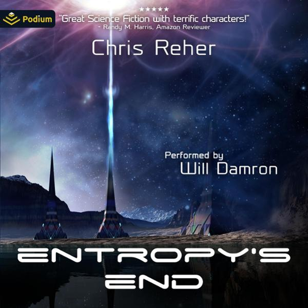 Entropy´s End: Sethran (Targon Tales), Book 3 , Hörbuch, Digital, 1, 513min - Chris Reher