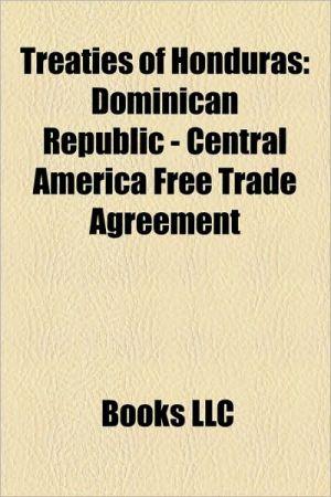 Treaties of Honduras: CA-4 Visa Unica Centroamericana, Fourth Geneva Convention, United Nations Charter - Source: Wikipedia