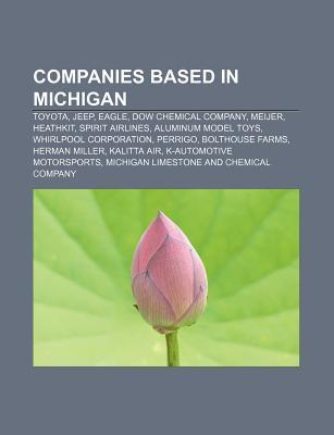 Companies based in Michigan als Taschenbuch von - Books LLC, Reference Series