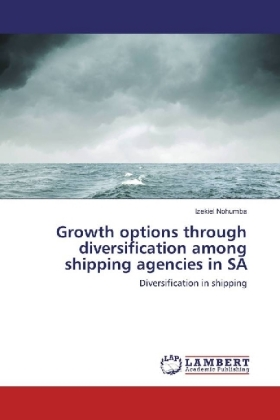 Growth options through diversification among shipping agencies in SA - Diversification in shipping