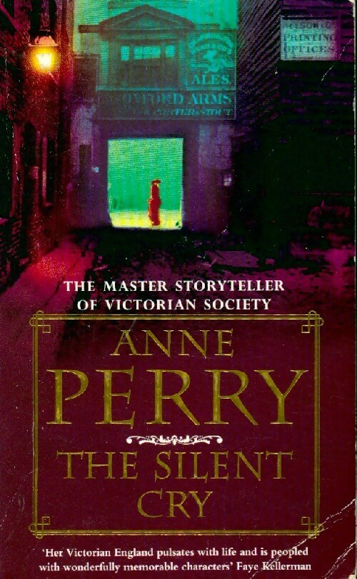 The silent cry - Anne Perry