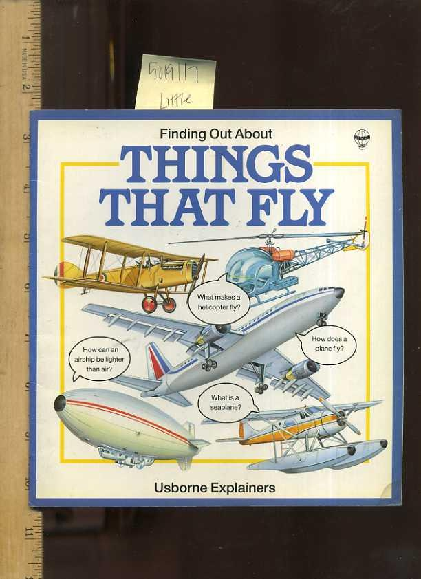 Finding Out About Things That Fly (Transports Explainers Ser)