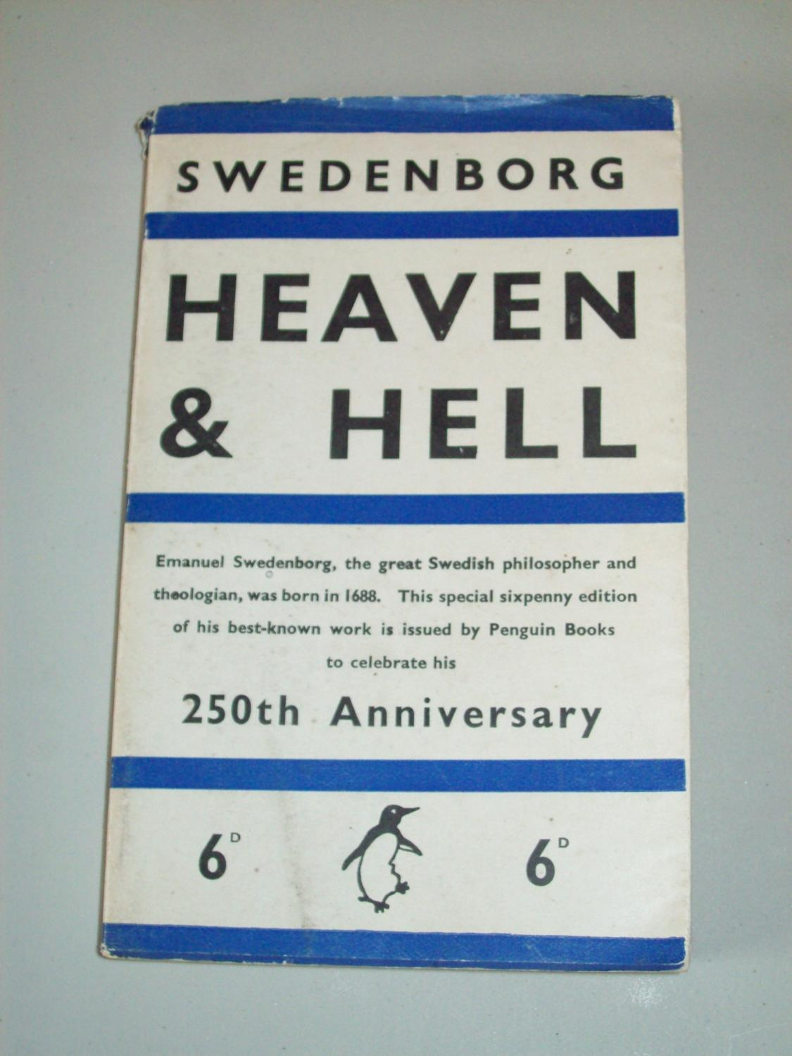 Heaven and its Wonders and Hell from Things Heard and Seen