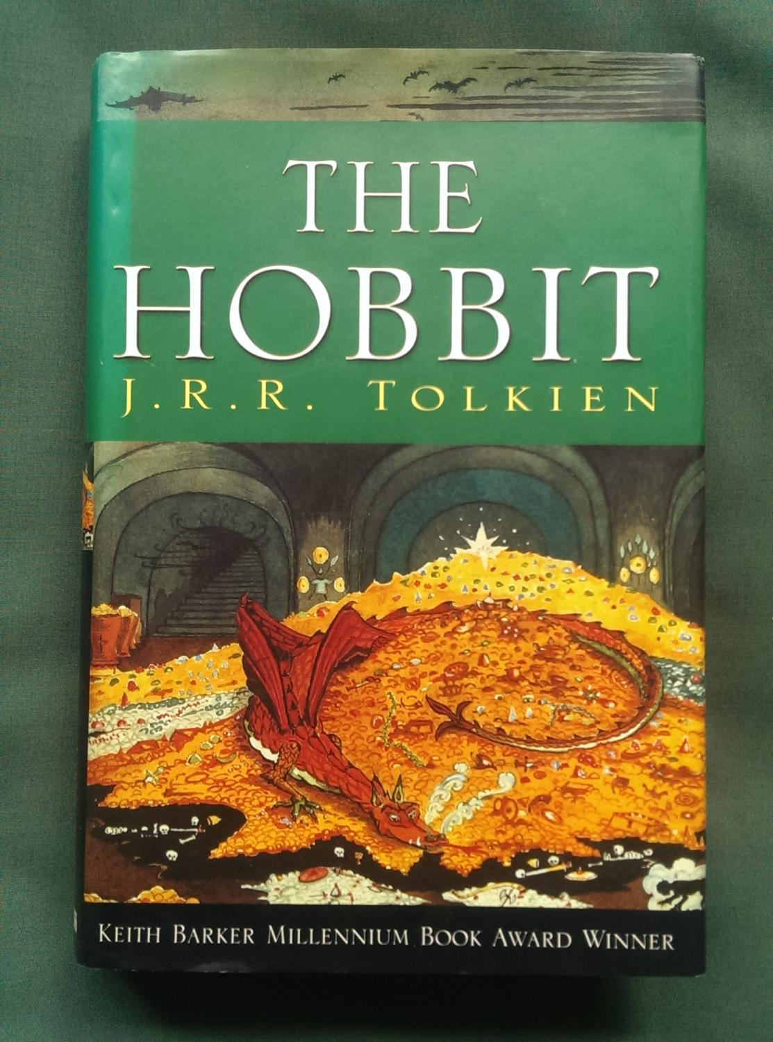 The Hobbit or Ther and Back Again