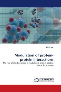 Modulation of protein-protein interactions - Dar, Altaf
